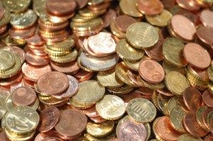 Geldmünzen - auch Kleingeld zählt mit!